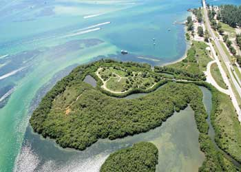 Coquina Bay Walk at Leffis Key Preserve