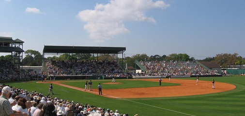 Marauders Baseball All Summer Long At LECOM Park.