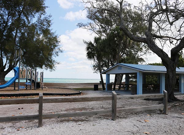 Anna Maria Island Pavilion Rentals