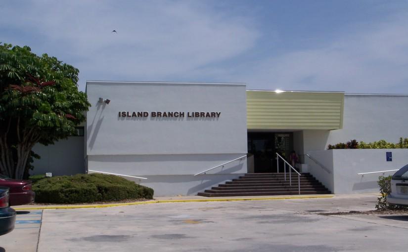 Anna Maria Island Has Two Libraries