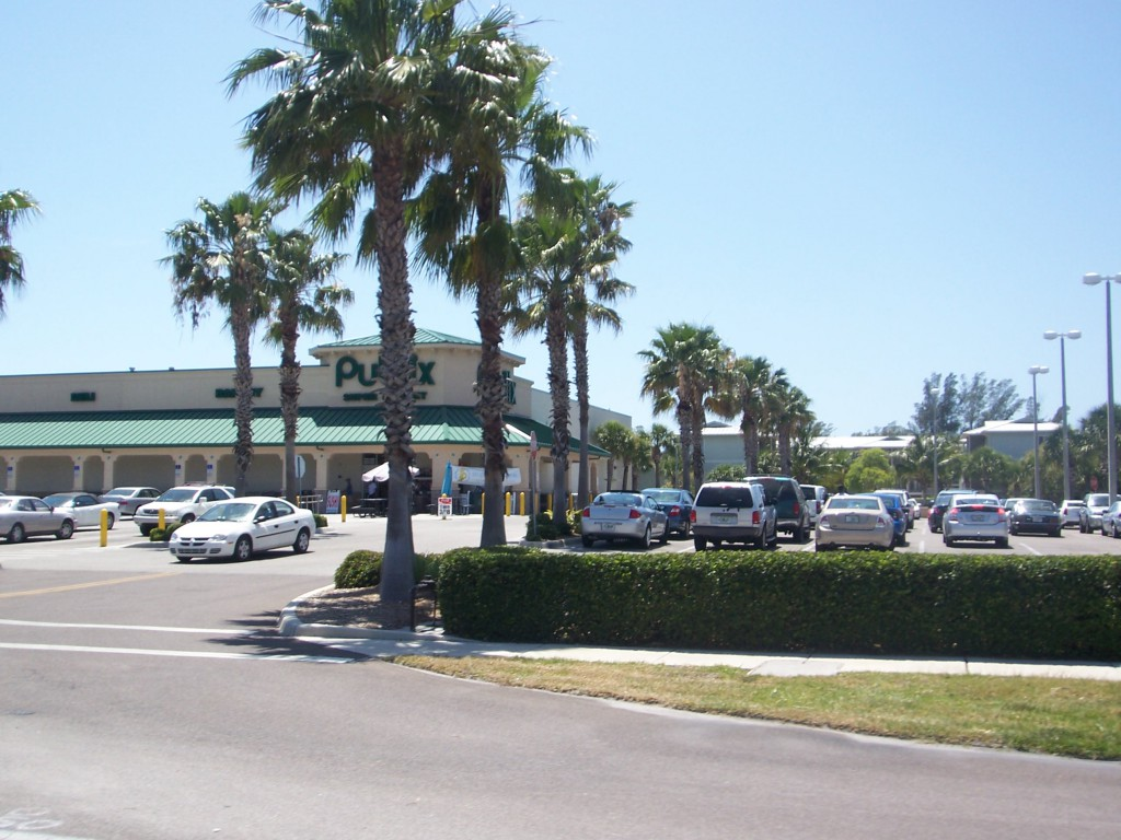 Publix located on Anna Maria Island