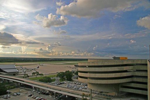Tampa, Florida International Airport – TIA