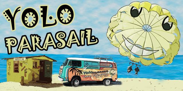 Go Parasailing On Anna Maria Island!