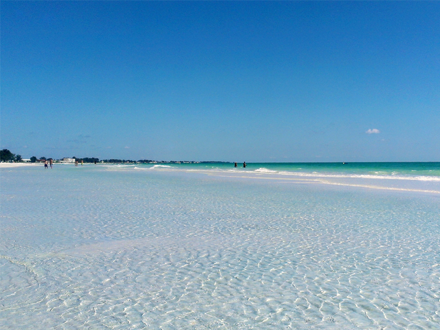 Anna Maria Island Beaches, Weather and Temperatures