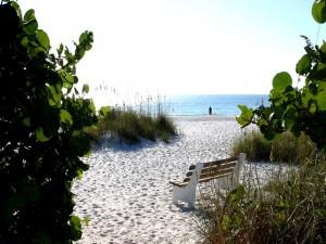White Avenue Beach Access