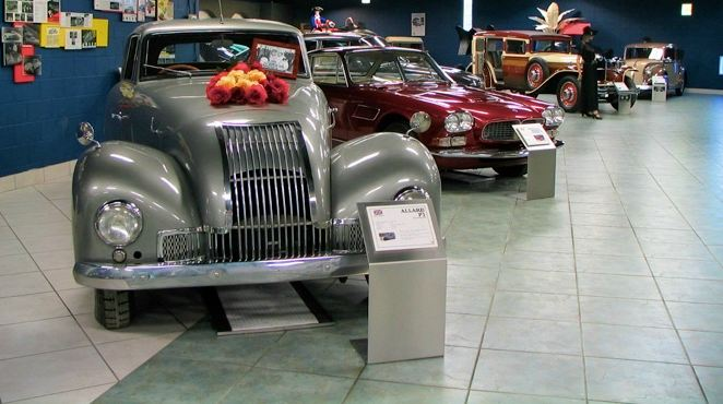 Tampa Bay Automobile Museum for Anna Maria Car Enthusiasts