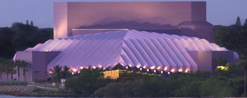 Van Wezel Performing Arts Hall   Sarasota, FL