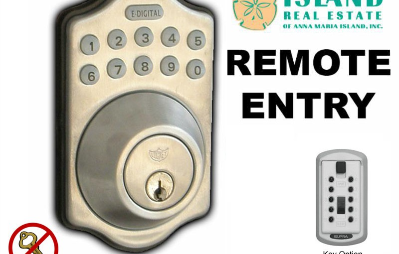 How to Use the Island Real Estate Remote Entry System