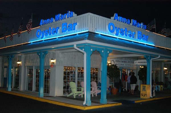 Anna Maria Oyster Bar of Bradenton, FL Is Child Friendly