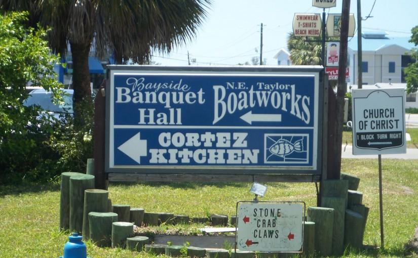Cortez Kitchen Restaurant 1/2 Mile From Anna Maria Island