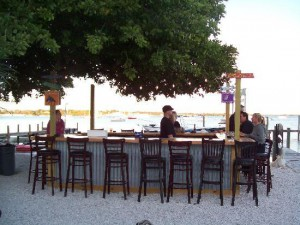 Bridgetender inn Bradenton Beach