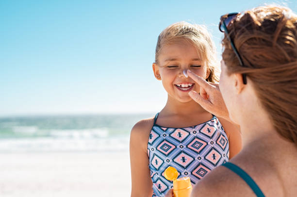 Apply Sunscreen at Least 20 Minutes Early!