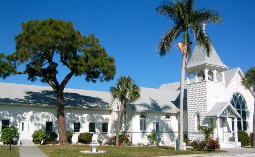 Churches on Anna Maria Island