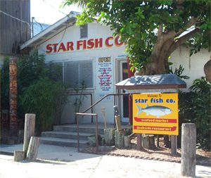 Seafood at Starfish Company