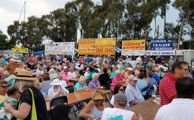 The Annual Cortez Fishing Festival
