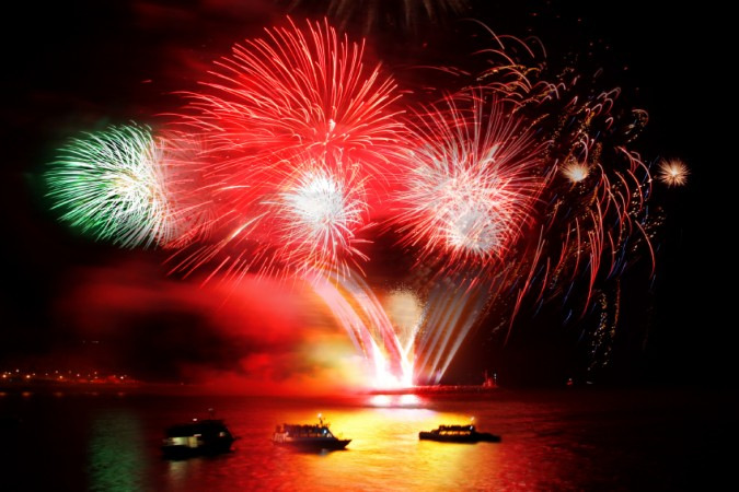 4th of July on Anna Maria Island