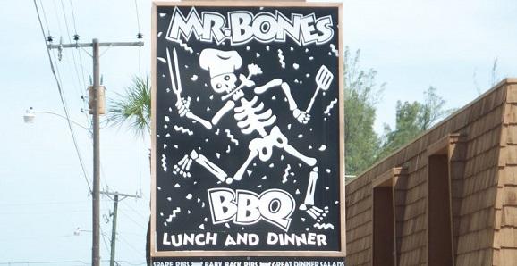 Mr. Bones BBQ, Holmes Beach – Anna Maria Island