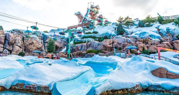 Disney's Blizzard Beach in Orlando Florida