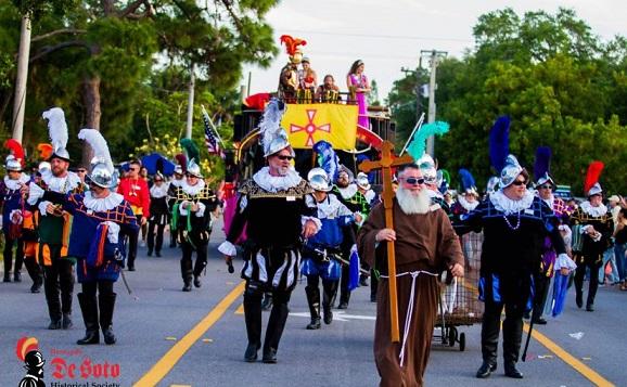 The Annual DeSoto Grand Parade