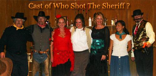 Annual Murder Mystery Dinner Theater