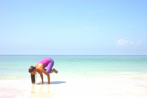 Yoga on Anna Maria Island