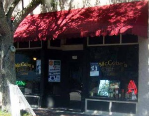 McCabe's Irish Pub and Alehouse Downtown Bradenton