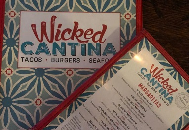 Wicked Cantina – Tacos, Seafood, Burgers, and More in Bradenton Beach!