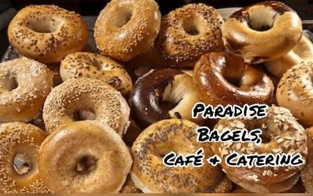 Get Your Breakfast on at Paradise Bagels, Cafe & Catering on East Bay Drive