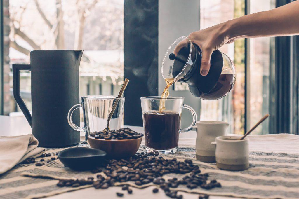 coffee on Anna Maria Island