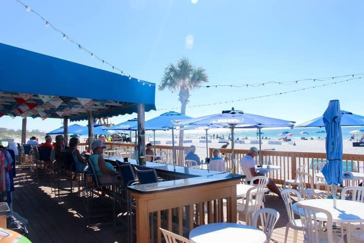 Enjoy a Casual Meal With Your Toes in the Sand at Coquina Beach Cafe
