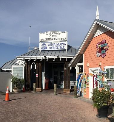 Anna Maria Oyster Bar on the Pier (AMOB)