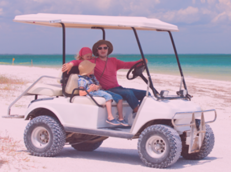 AMI Golf Cart Rentals  – Explore AMI the Easiest/Best Way