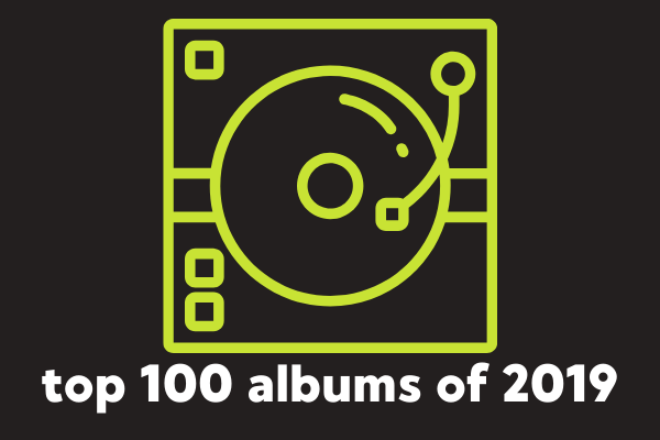 KGNU's Top 100 Albums of 2019