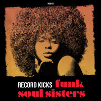 Record Kicks Funk Soul Sisters