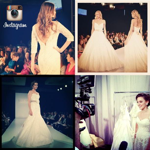 New York Bridal Market - Maggie Sottero Instagram