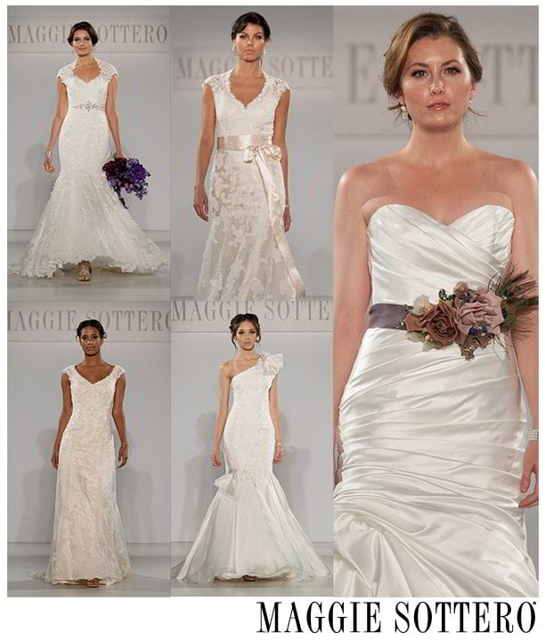 Autumn Weddings New York Bridal Market - Maggie Sottero