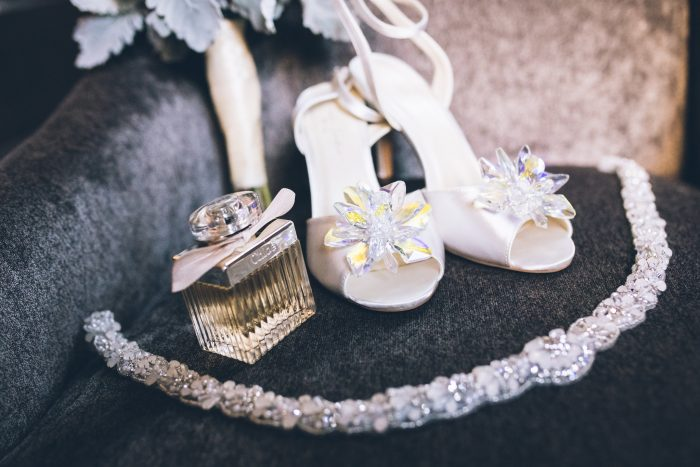 White Pumps Wedding Shoes