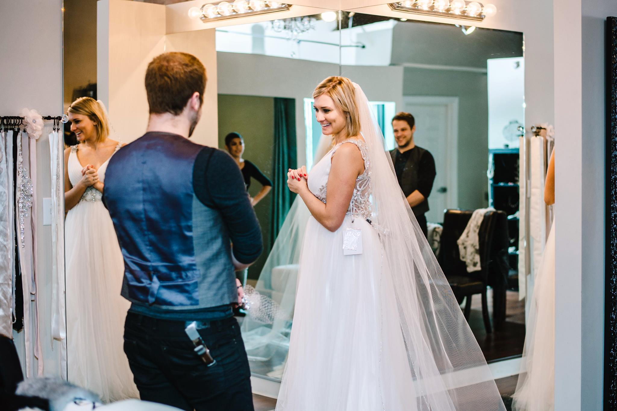Tips for Wedding Dress Shopping - Maggie Sottero wedding dresses