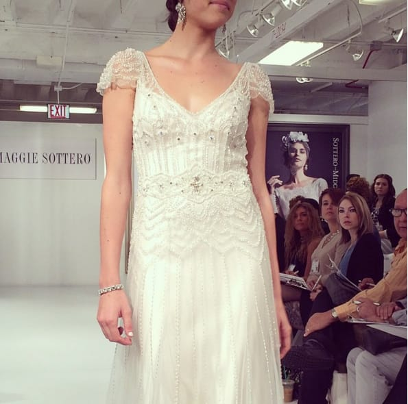 5406700f074 Maggie Sottero Debuts Spring 2015 at Chicago Bridal Market   Love Maggie