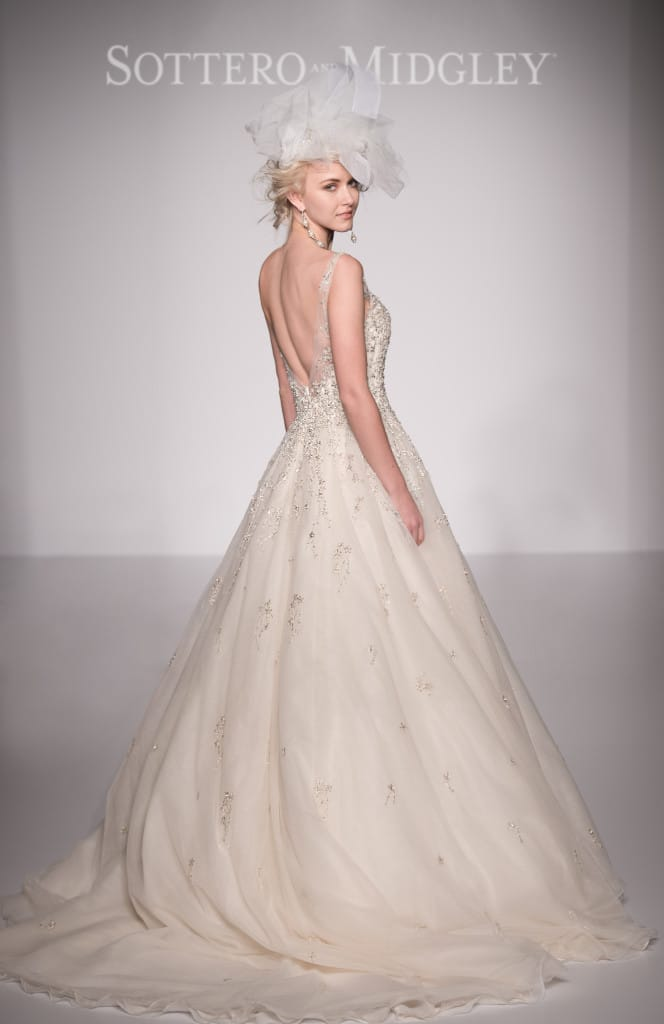 Fall 2015 wedding dresses - Abrianna by Sottero and Midgley