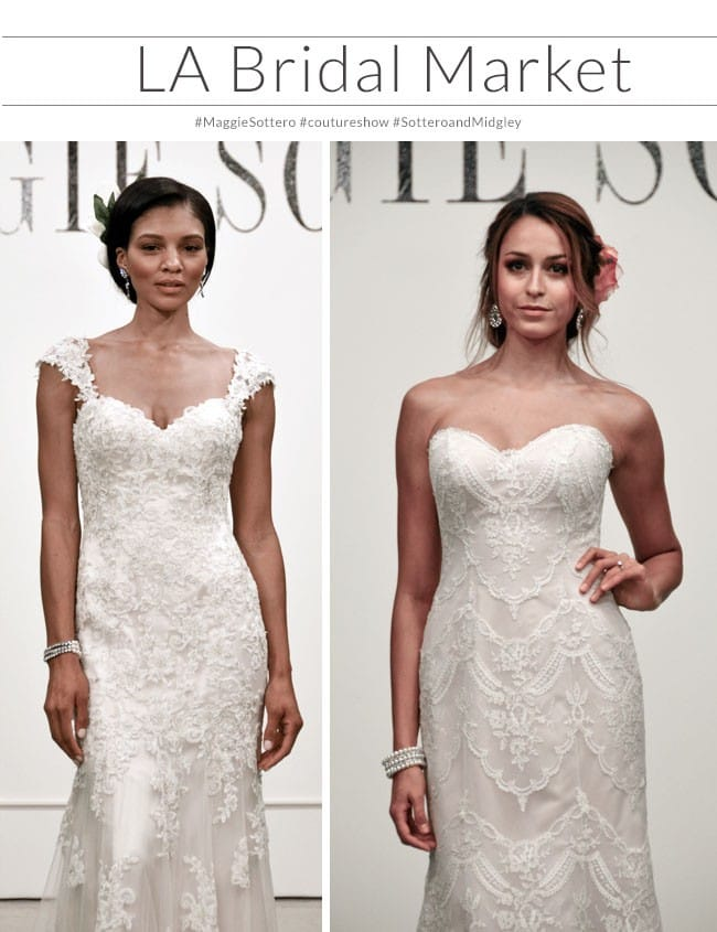 See our new wedding dresses from the LA Couture Show!