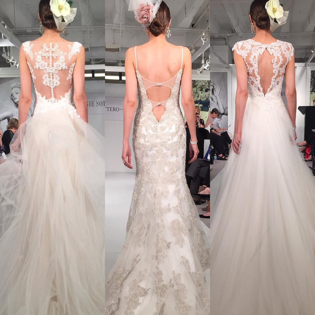 newest wedding dresses from Maggie Sottero