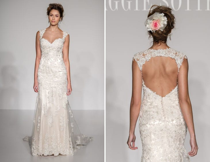 Collins by Maggie Sottero for New York Bridal Fashion Week