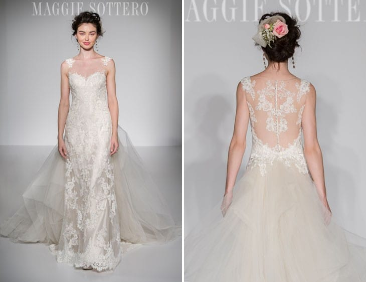 Jovi by Maggie Sottero for New York Bridal Fashion Week. See more of our top 10 wedding dresses on Love, Maggie!