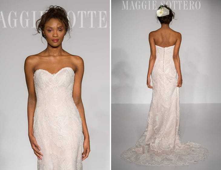 Kirstie by Maggie Sottero for New York Bridal Fashion Week