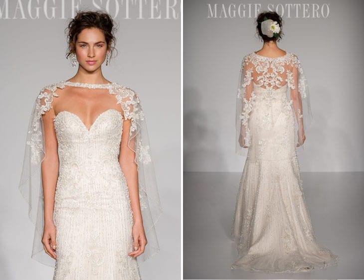 Radella by Maggie Sottero for New York Bridal Fashion Week