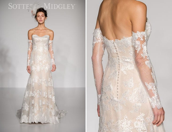 Alexandra by Sottero and Midgley for New York Bridal Fashion Week