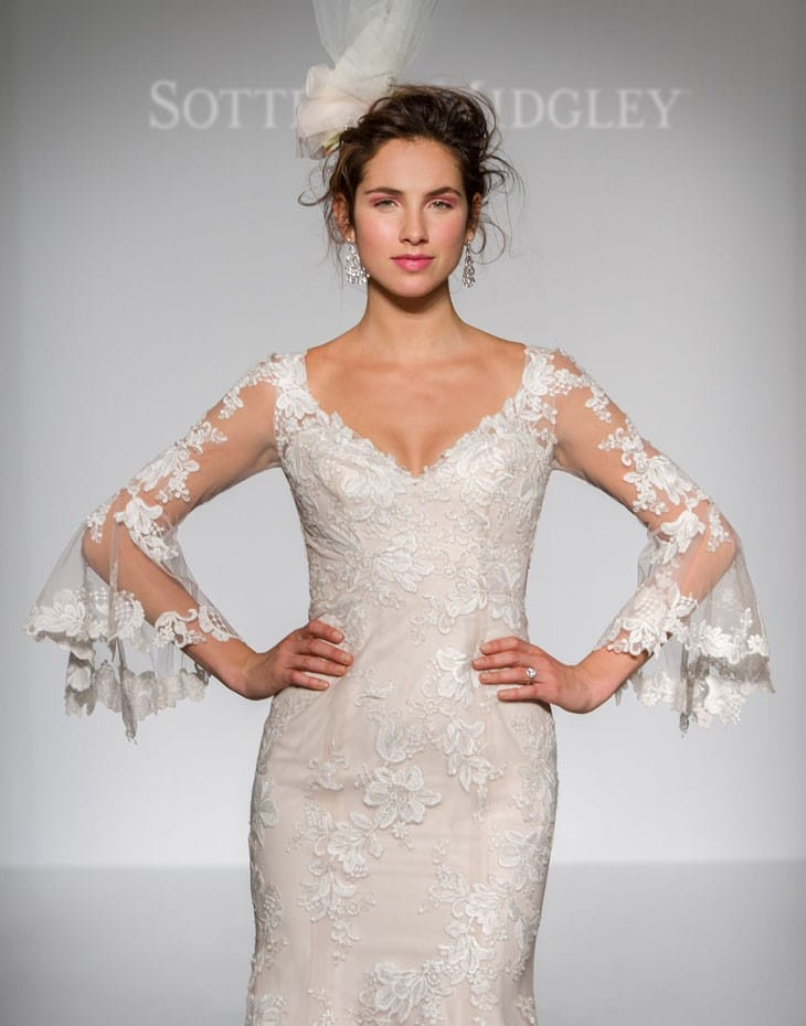 Gabriella by Sottero and Midgley for New York Bridal Fashion Week