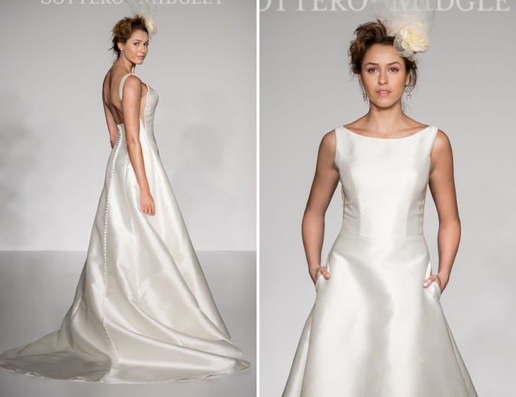 McCall by Sottero and Midgley for New York Bridal Fashion Week