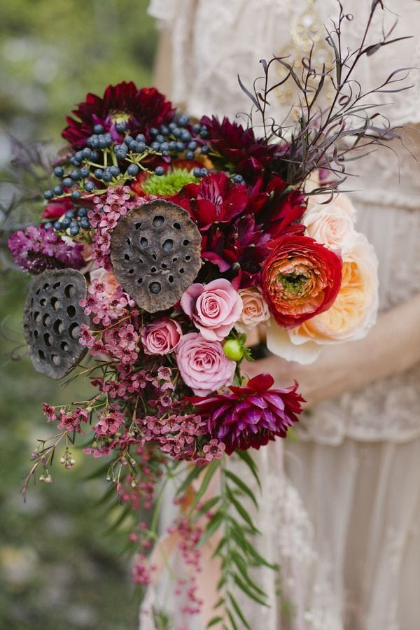 Top 10 Bridal Bouquets of 2015
